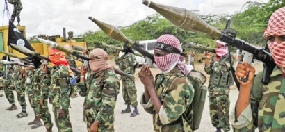 Al-Shabaab fighters killed after Amisom and US forces raid hideout