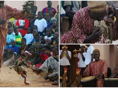 Meet brave African puppeteer, 58, who is standing firm against the threat of extremism (photos)