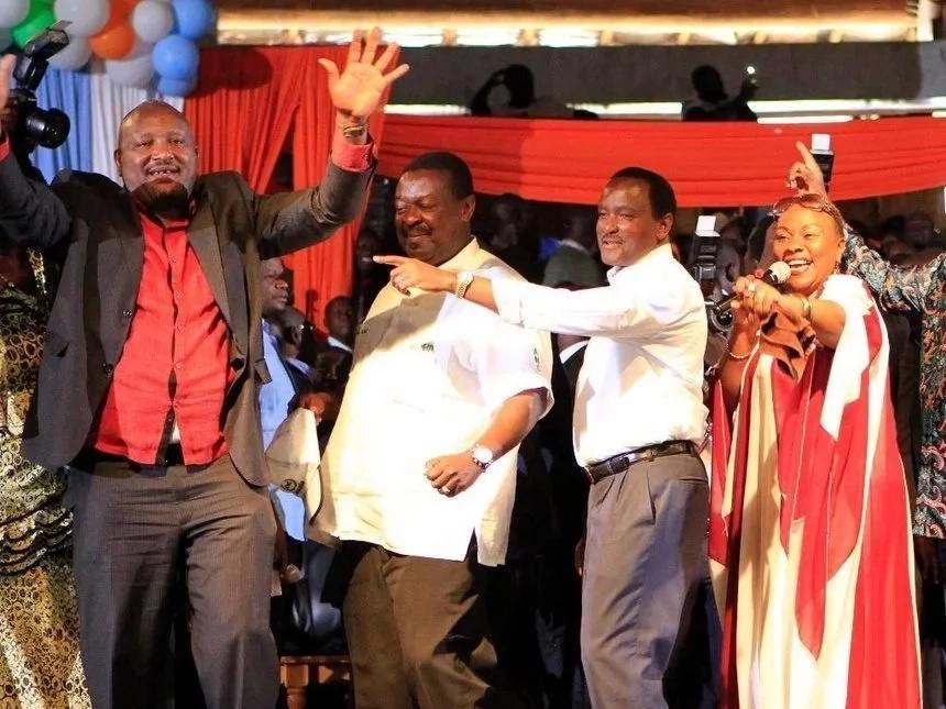 Hatimaye KANU yafanya uamuzi rasmi kuhusu mgombea wa urais kati ya Uhuru na atakayechaguliwa na muungano wa NASA