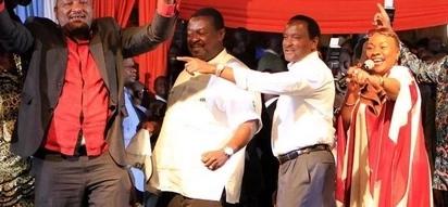 Kiongozi wa KANU matatani kwa kuhudhuria mkutano wa Raila Odinga