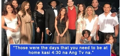 """Ito na ang mga cute kids noon! Antoinette Taus shares pictorial with her co-stars in """"Ang TV"""""""