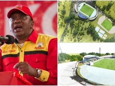Revealed: Uhuru spends millions in Central on sweet deal and TUKO.co.ke has all the details