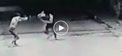 May anting-anting! Brave Pinoy victim in QC fights back against gunman who just shot him 3 times