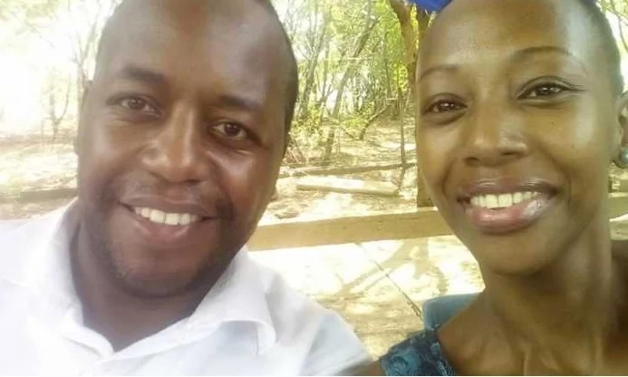 This message from the late Janet Kanini's husband is enough to bring you to tears