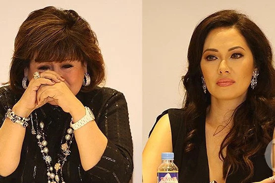 Annabelle Rama broke down over Ruffa's health condition
