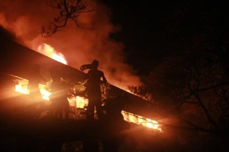 UP Diliman Faculty Center Burned: Research Lost And Classes Suspended