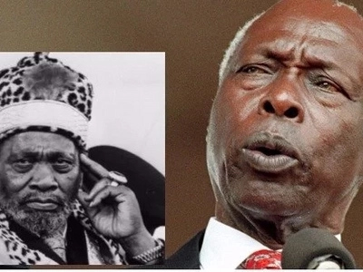 Document shows how Moi eulogized Mzee Jomo Kenyatta