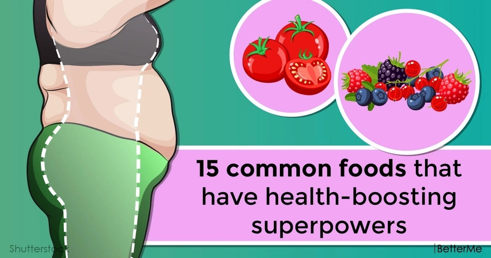 15 common foods that have health-boosting superpowers