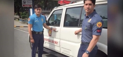 Would you surrender if these handsome Filipino police arrest you?
