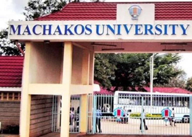 Machakos University College Fees Structure