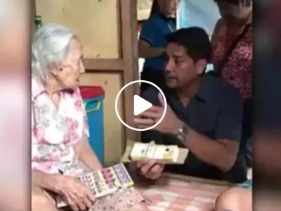 Bye yosi at alak na! Filipinos who reach 100 years old to receive P100K from the government