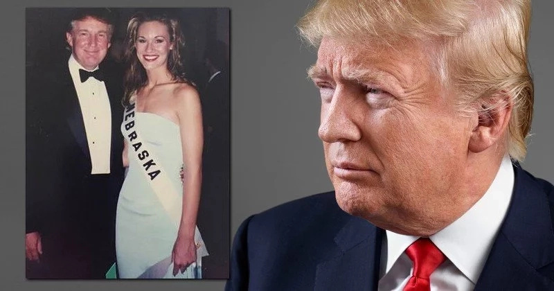 "Woman Says That Trump Was ""Gentle"" With Her. But She Was A TEEN (Photo)"