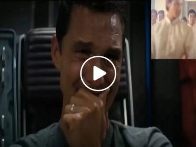 Pati siya rin! Matthew McConaughey cries with us in Jollibee's heartbreaking 'Vow' ad