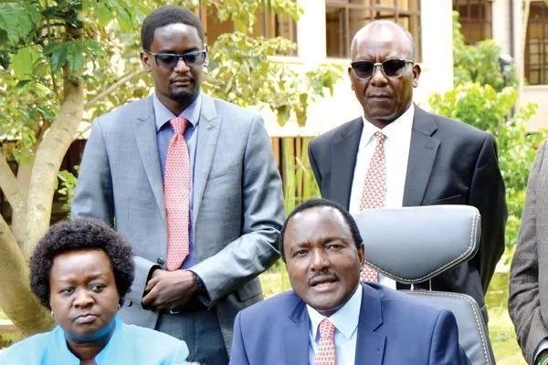 Mambo matatu usiyoyajua kumhusu mwanaye Kalonzo Musyoka, anayeinyima Jubilee usingizi
