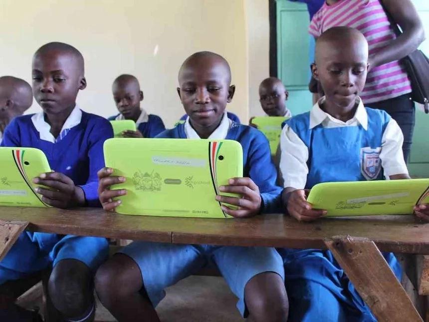 NASA to kill Uhuru's school-laptop project