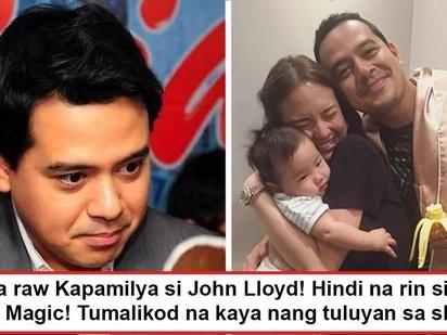 Tinapos na niya ang pagiging Kapamilya! John Lloyd Cruz sacrifices career, allegedly no longer part of Star Magic nor a Kapamilya actor