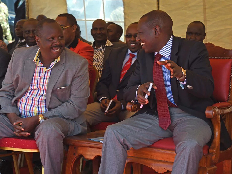 URP members accuse DP Ruto of neglecting close allies