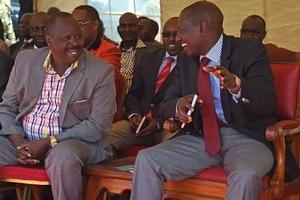 Ruto asema kuwa Jubilee iko tayari kuiba kura 2017