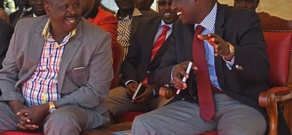 See singer Chelele's burial ceremony photo that is now haunting Ruto