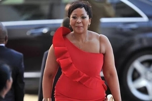 7 insanely gorgeous photos of President Jacob Zuma's most beautiful wife