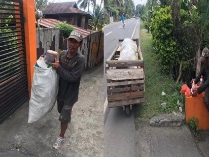 Man Walked For 6 Days To Be With His Family. This Story Is About A Man Who Won Against All Odds.