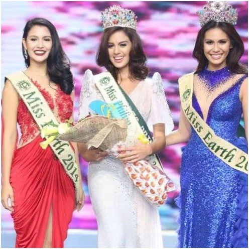 Imelda Schweighart, crowned Miss Philippines Earth 2016