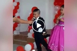 Pinoy kid's epic answer about why he eats vegetables leaves audience laughing like crazy