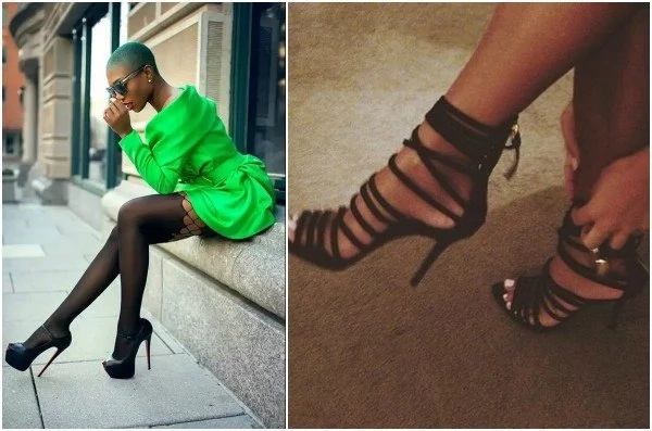 Science reveals why high-heel wearing ladies are the hardest to date