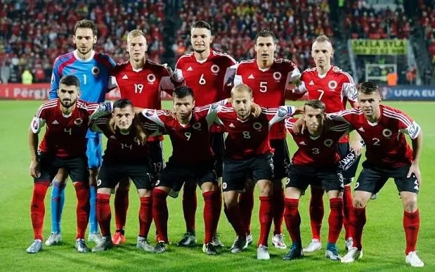 Albania to make debut at Euro 2016
