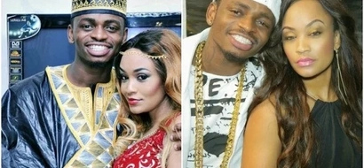 Diamond Platnumz makes peace with Zari Hassan barely days after accusing her of infidelity