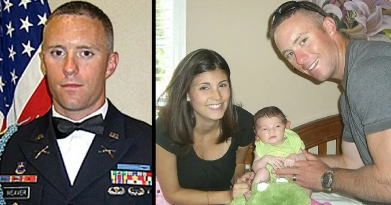After her U.S. Army husband was killed in Afghanistan, wife discovers something hidden in his laptop that broke her heart even more