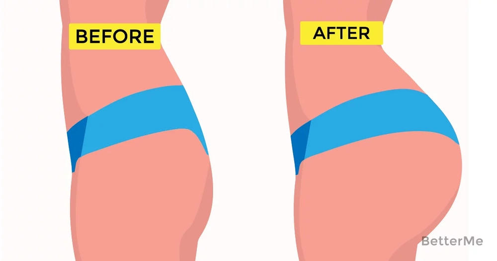 5 Simple Exercises To Get Firmer Buttocks
