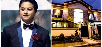 Daniel Padilla's house and cars in Quezon City prove that he is a young Don! Check them out!