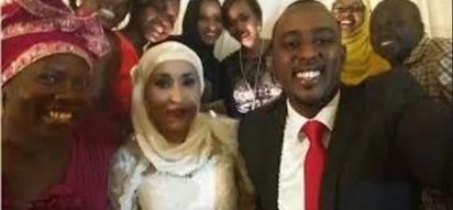 Hivi ndivi alivyokuwa mtangazaji wa Citizen TV Hussein Mohamed kabla ya umaarufu (picha)