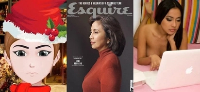 Nagpatutsadahan nanaman! Madam Claudia slams Mocha Uson for criticizing VP Robredo's decent magazine covers
