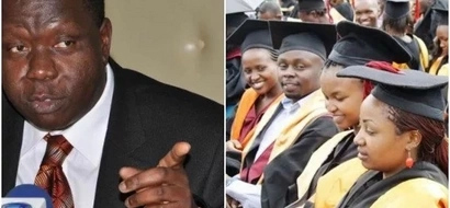 The criteria Matiang'i has used to determine Kenyans with improper degrees, list out on THURSDAY