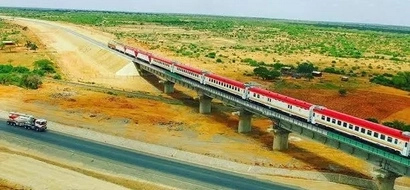 8 Stunning photos of the completed section of SGR that prove the ride shall be memorable