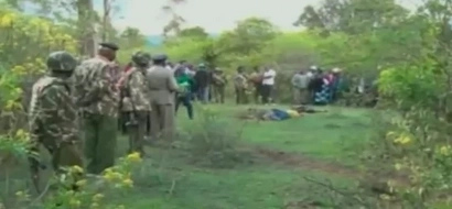 HORRIBLE: 3 Bodies Found Dumped In Forest