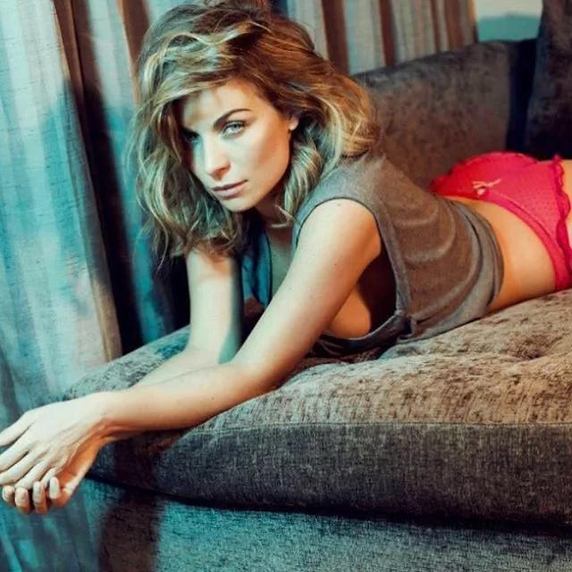 Ludwika Paleta enciende Instagram con foto en ropa interior