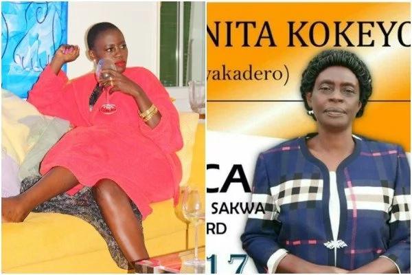 Akothee amuaibisha vibaya binamuye kwa kupanga kumuondoa mamake katika siasa