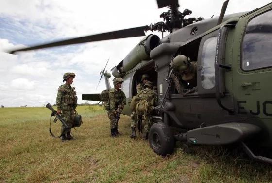 Confirman la muerte de los tripulantes del helicóptero desaparecido
