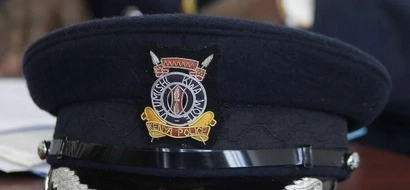 Police officer caught RED HANDED in bed with a class eight pupil