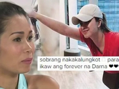 Pokwang's heartbreaking message to Angel Locsin over Darna role will make you see that Angel is irreplaceable
