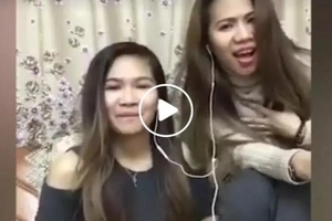 Pinay duo stuns netizens with surprise duet...their song will make you want to dance with them!