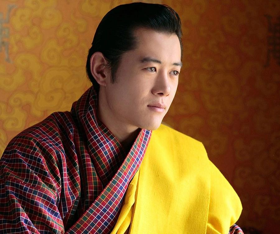 Jigme Khesar Namgyel Wangchuck - (Google)