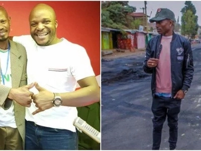 The only two Kenyan celebrities who strongly pushed for peace after elections