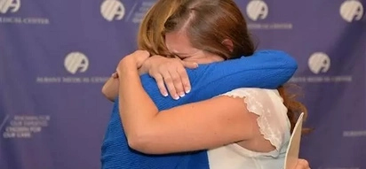After 38 years, woman who was badly burned as a baby reunites with the nurse who cared for her