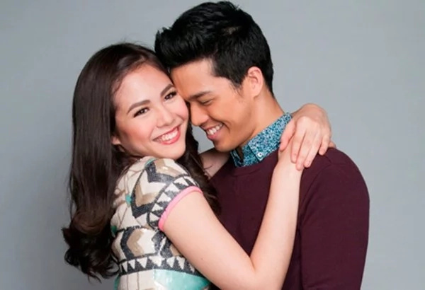 Janella and Elmo show sweetness on and off cam