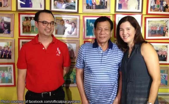 Cayetano to organize Duterte's transition