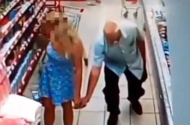 Man Caught Taking Up-Skirt Snap Of Shopper In Supermarket Aisle